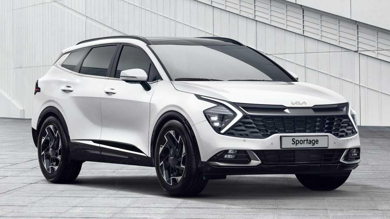 视频:无比犀利的韩系SUV  2022款 起亚Sportage