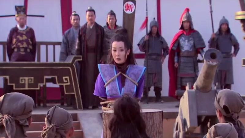 武松:孙二娘被判死刑,武松亲自动手行刑,不料老天都不答应!