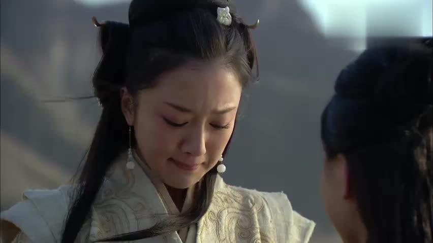 楚汉传奇:项羽杀人众多,令襄城沦为废墟,虞姬对项羽恨之入骨