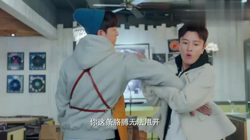推手:柳青阳自己还是半桶水就想教学,你别误人子弟啊