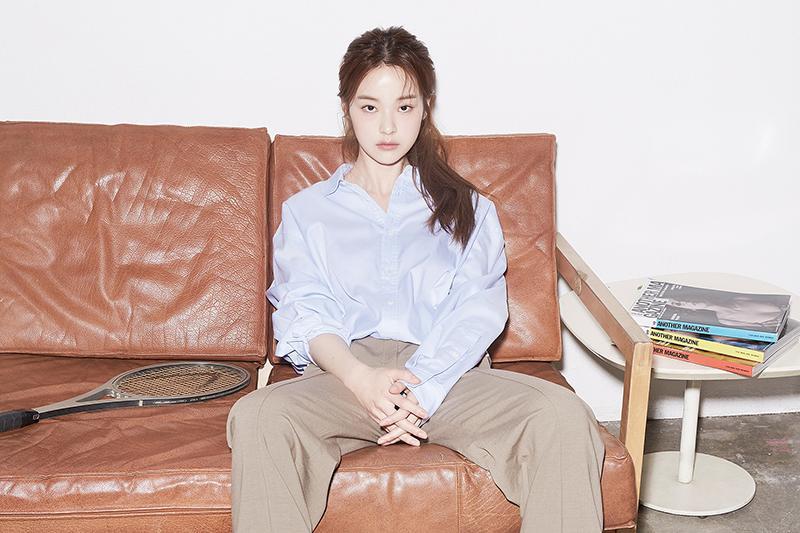 韩国女艺人申度贤最新杂志写真曝光