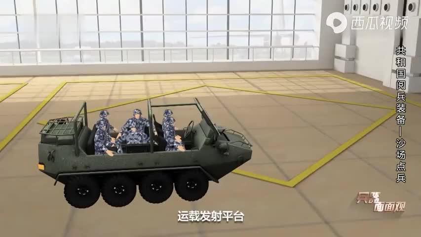 国产新型装备-山猫全地形车、辽宁舰航母与歼-15舰载机