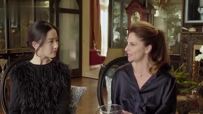导演分享《花木兰》皇城取景地,陈凯歌也曾在此拍电影