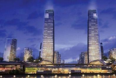 江苏一城市强势的崛起,未来的国际大都市,网友:这个真有可能