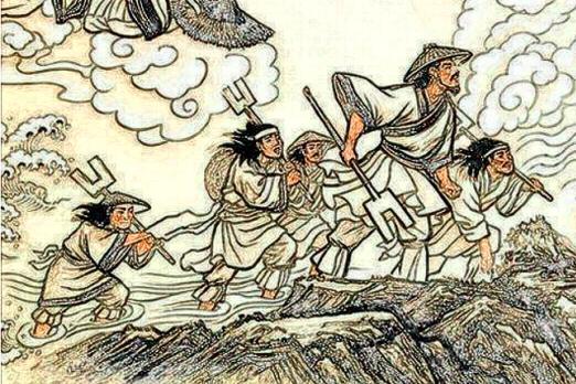 周武王分封时并无秦国,那它是怎么来的?又是如何变成超级大国的