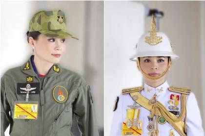 泰国苏提达王后绝美照片见过没,图5的她美丽又优雅简直美爆