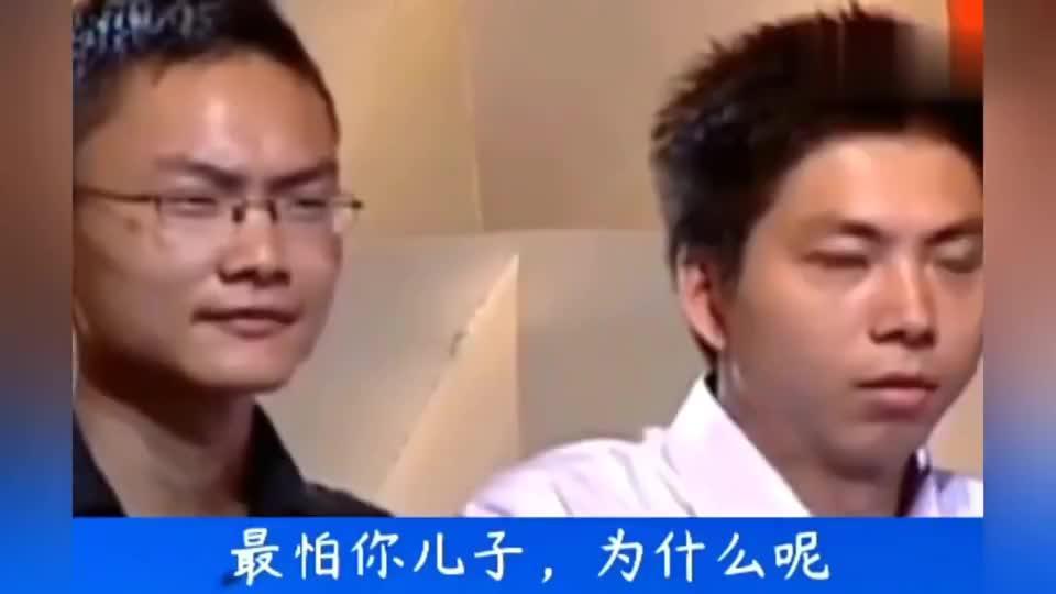 王健林最怕的人居然是他的宝贝儿子王思聪