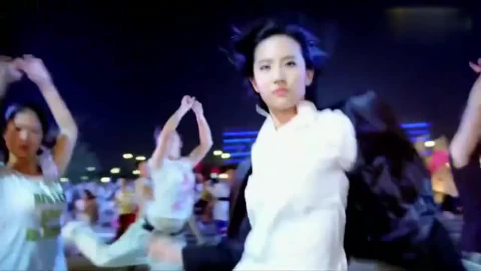 刘亦菲蹦迪《野狼disco》,网友:你不是我认识的神仙姐姐!