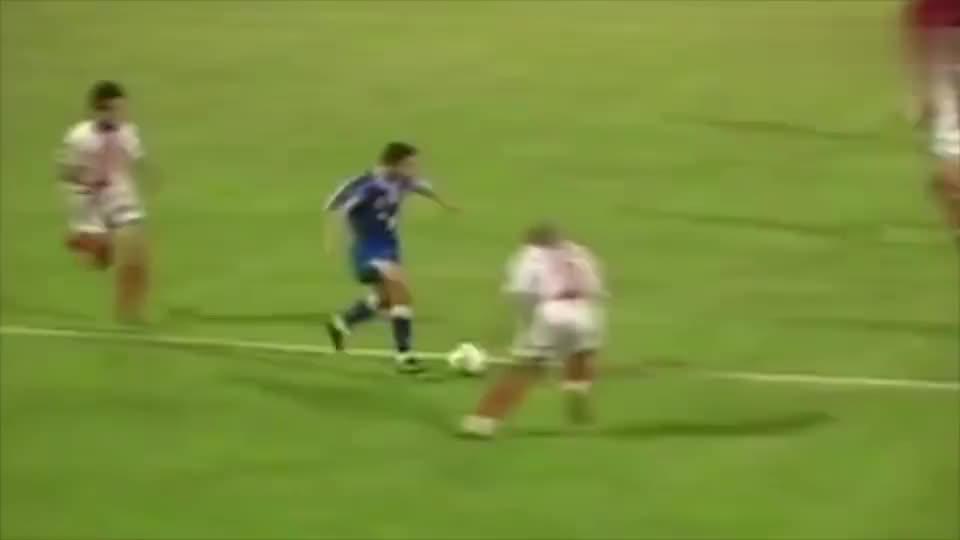 中国足球最可惜的球员!张效瑞当年到底什么水平?