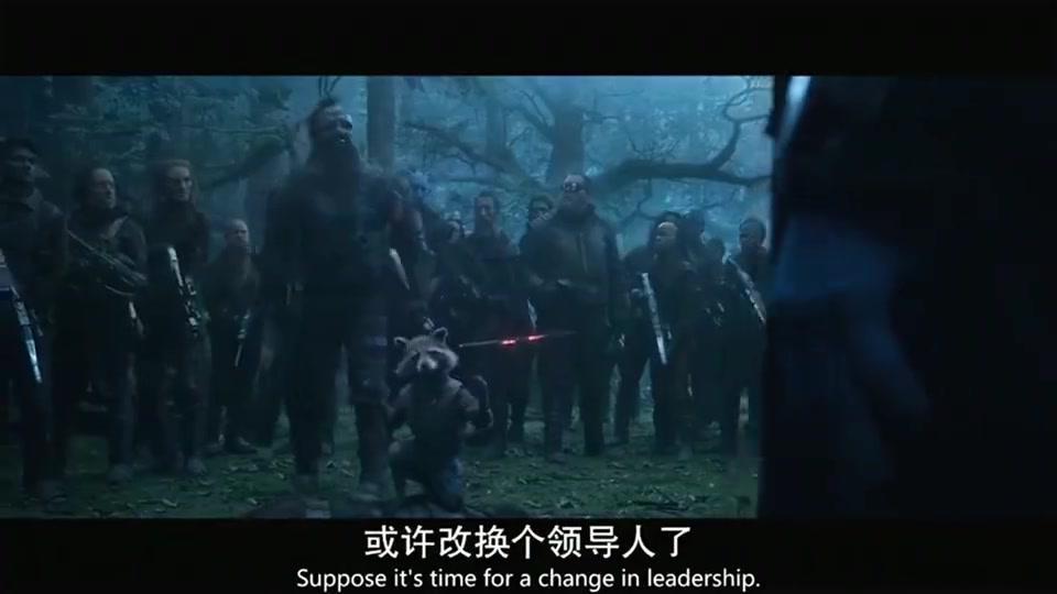 美剧:掠夺者勇度遭手下背叛,为救星爵舍生取义