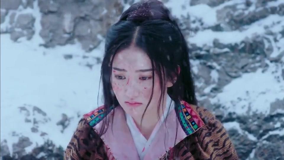 大唐荣耀:默延说他真是糊涂,差点把珍珠当成探子,遗弃在深雪中