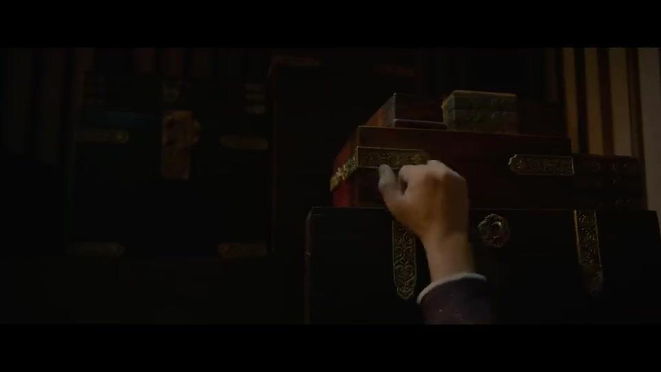 妖猫传:白左使夜闯皇宫禁地,私入必死,下秒被一只黑猫救了