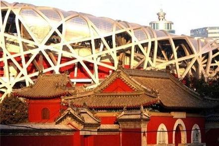 """北京最牛的""""钉子户"""",鸟巢为它挪了100米,施工队:这谁敢拆啊"""