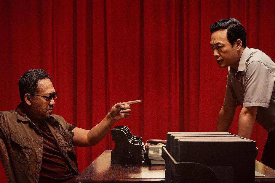 强势黑马《扫黑·决战》:国产电影居然如此大尺度