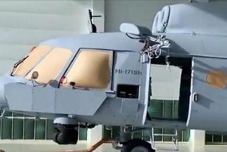 俄罗斯即将向中国交付米171Sh直升机,专用于高原作战