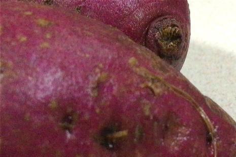又甜又糯的紫薯糖水,做法简单有窍门,学会这做法,美味又解暑