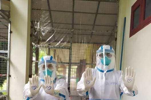 缅甸曼德勒关闭部分隔离治疗中心