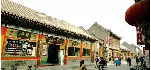 北京春游踏青:杨梅竹斜街,法源寺,协和别墅,慕田峪长城