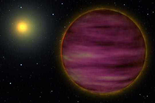 新发现一颗比木星大6倍的行星,重如2000个地球,却还不是最大的
