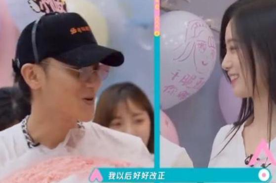 《创3》徐艺洋在宿舍贴满黄子韬照片,与老板相爱相杀