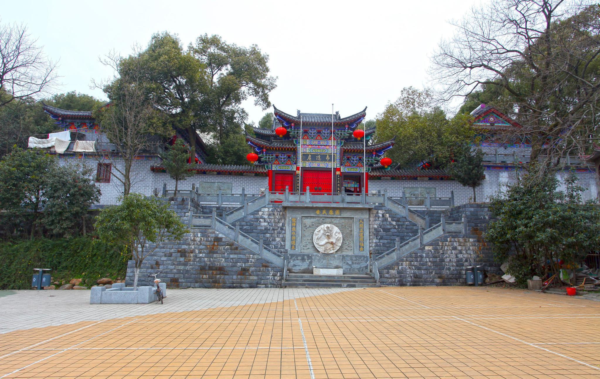 江西九江浔阳楼、庐山、东林寺旅游景点游记心得