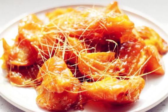 为什么饭店拔丝红薯那么好吃,掌握2个小技巧,新手也能拔出丝来