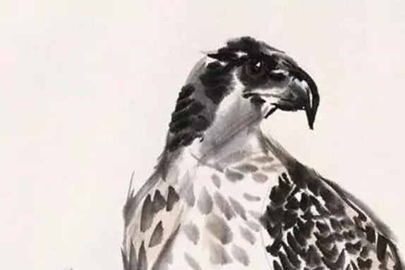 欢脱有趣意蕴无穷,看国画大师笔下的鸟,灵气乍现