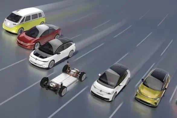 大众汽车:在通往自动驾驶的路上追赶