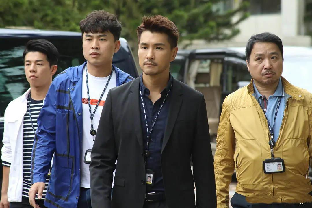 TVB新剧开播斩获8.3高分,这才是港剧警匪片该有的样子