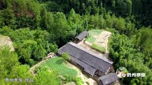 贵州大山里有一户人家不愿搬迁,后来才得知这是一块风水宝地