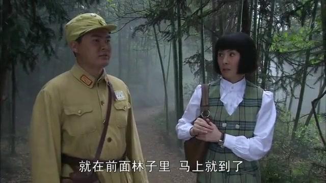 小兵送女记者出城,不料半路起了杀心,幸好白晓月出手相救