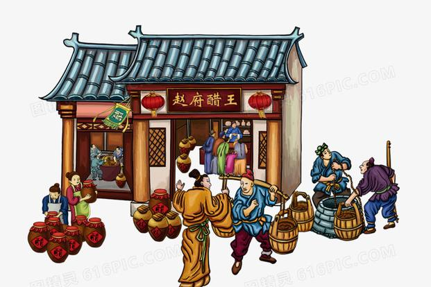 中国传统建筑是坐北朝南,为何安徽古宅坐北朝南?