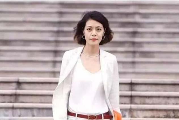 复旦美女教授陈果:做你喜欢的自己,有钱不一定幸福!