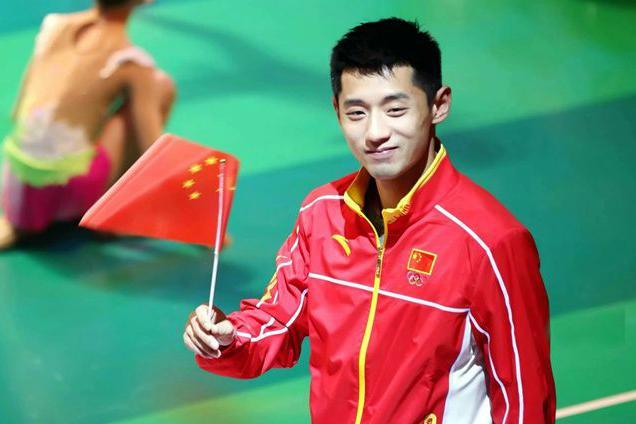 国乒小张继科现状,27岁世青冠军无球可打,昔日新星不输王楚钦