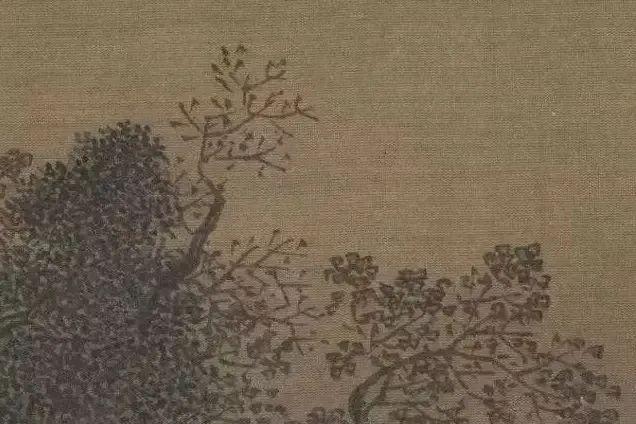 夏圭山水画:深远意境显现真意,转折顿挫皆有韵味