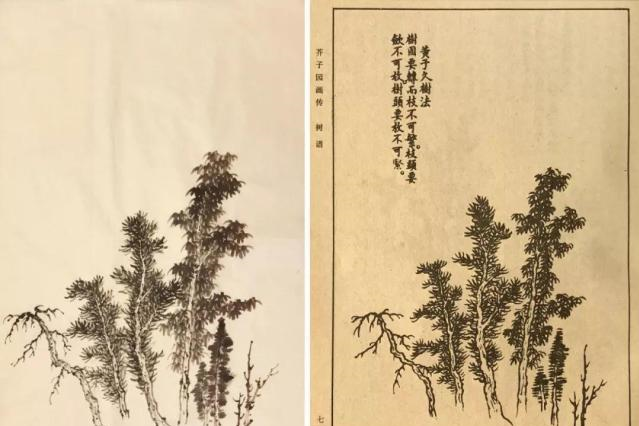 画家杨林:如果能用好的笔墨还芥子园本来面目,将会很有意义!