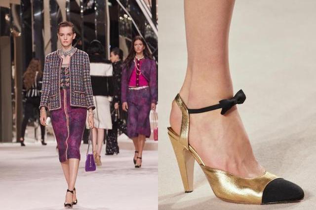 潘玮柏新婚妻子为何独爱香奈儿双色鞋?它本来是设计给独立女性的