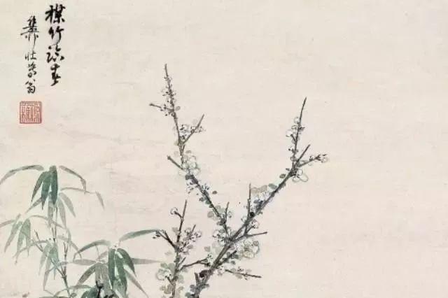 一花一世界,一叶一情怀,谢稚柳的花鸟画清丽脱俗,意蕴悠远