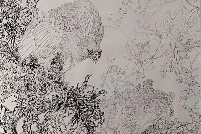 画路心语 画家巫泽民:画画、爱情、生活,都挺好