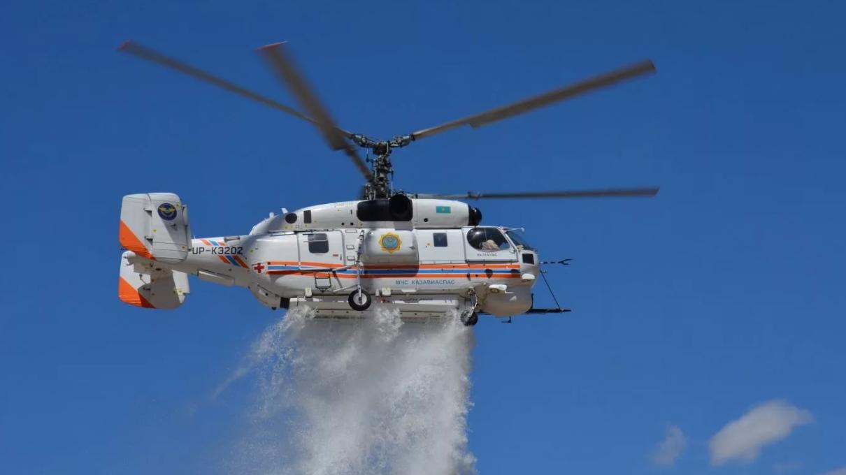 国产重型直升机研制急需提速,加强航空护林灭火刻不容缓