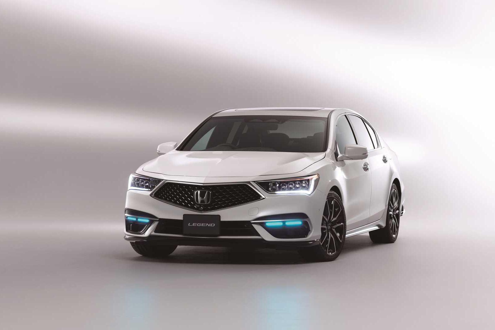 本田已经在日本发售L3级别自动驾驶车型