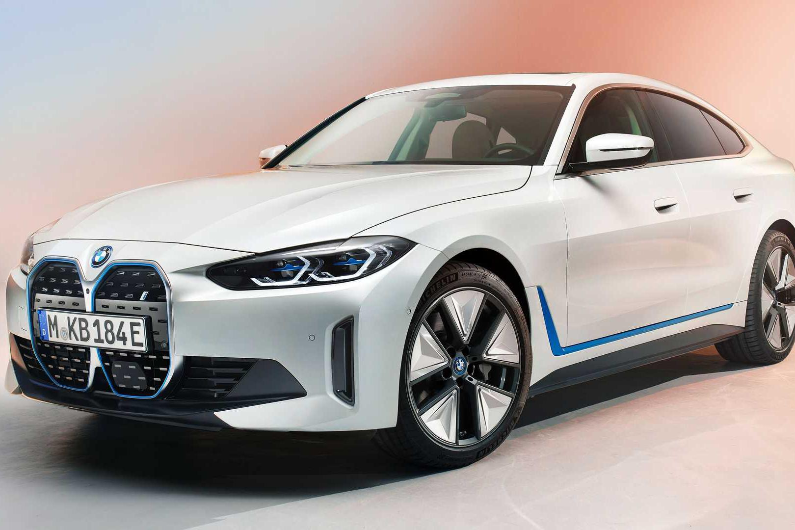 宝马i4量产版新车解析 以纯电赋予纯粹性能