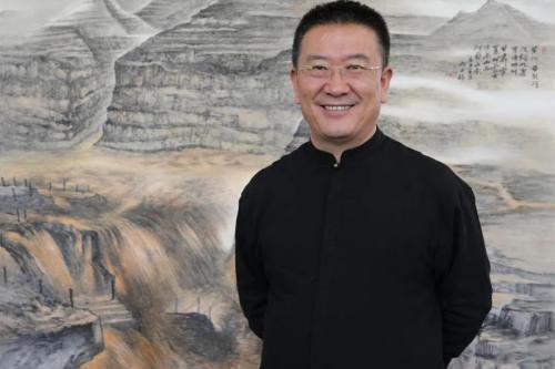 2021中国艺术大家名人榜——画家何占福