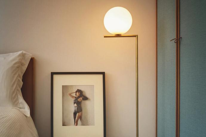 Flos落地灯系列|大师级的意大利之光,塑造空间光影梦!