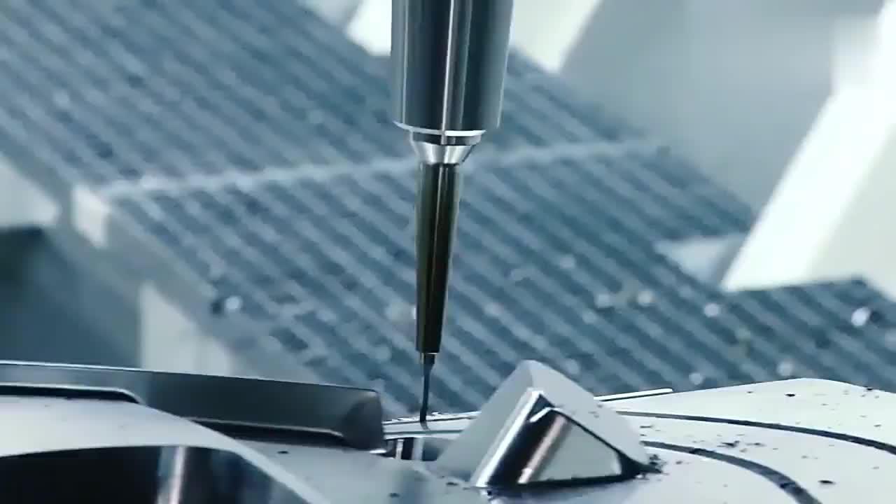 又是德国机床你觉得视频的这个机床怎么样