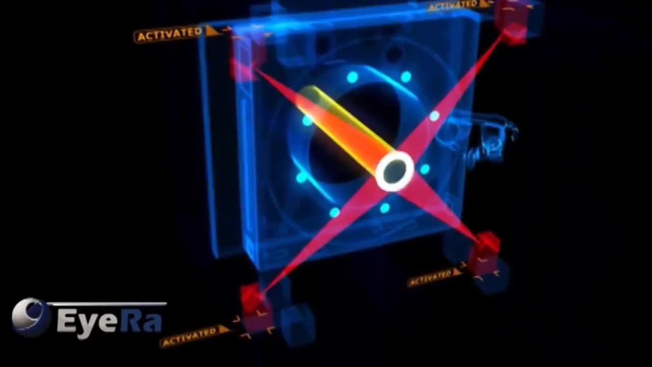 三维动画展示激光切割流水线,这一套设备下来估计得不少钱