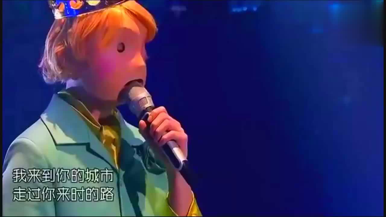 侧田和奕迅唱《好久不见》听得我眼睛都湿润了,你觉得谁更扎心