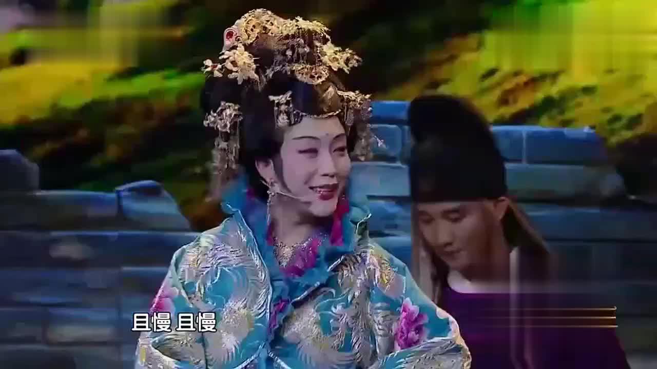跨界喜剧王:杨树林与李玉刚搞笑吃荔枝,李玉刚真是太萌了