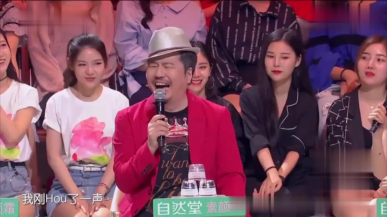 金曲捞:原唱还没唱歌呢,观众就非常想知道到底是谁这么可爱了!