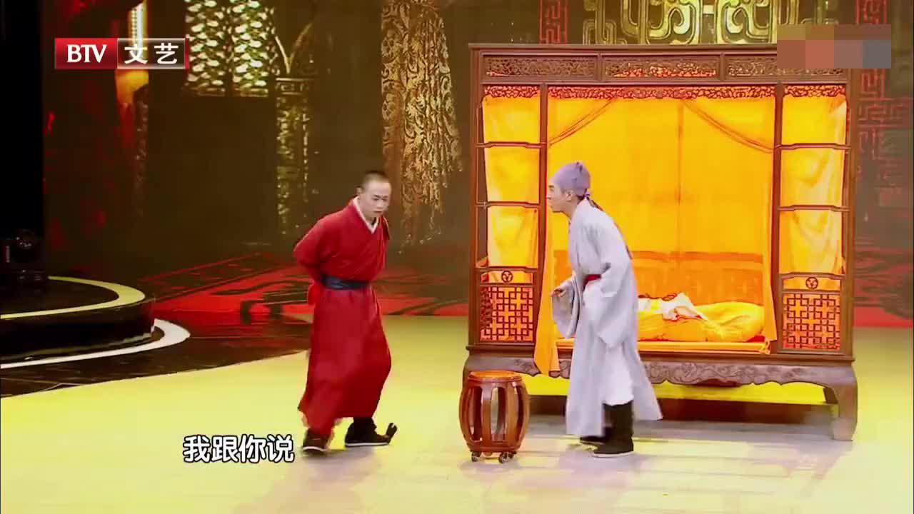 戴胜跨界小品《博物馆奇妙夜》,王宁实力助阵,曹操看病闹笑话